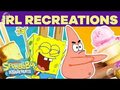 Xxx Mp4 Crazy SpongeBob IRL Recreations 🍔 TBT 3gp Sex