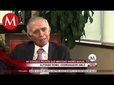 Xxx Mp4 Entrevista A Alfonso Romo Sobre Desplegado De Empresarios Contra AMLO 3gp Sex