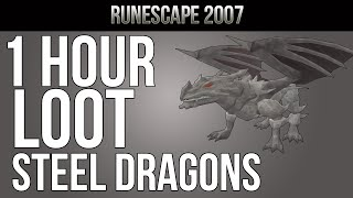 OSRS [Ranging Guide] Loot From 1 Hour of Steel Dragons | ''Slay Dem Dragons'' S1E1 MID-LEVEL