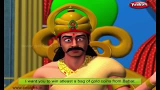 Trip to Delhi | Moral Stories of Tenali Raman For Kids | 3D Tenali Raman Stories in English