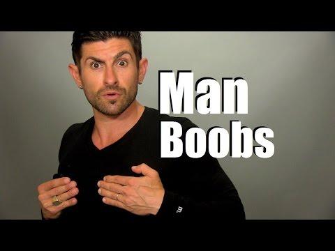 Man Boobs   How To Treat, Manage and Eliminate Gynecomastia