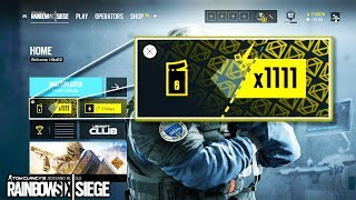 BUYING & OPENING ALPHA PACKS!! - Tom Clancy