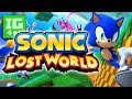 Sonic Lost World - IMPLANTgames