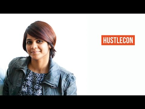 Aarthi Ramamurthy finds unlikely customers at Hustle Con
