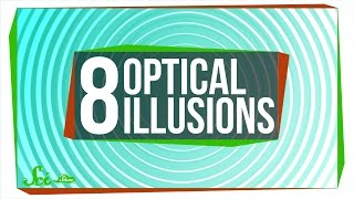 8 Mind-Blowing Optical Illusions