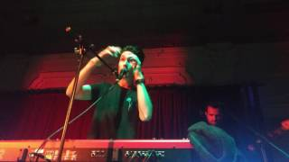 Glory - Bastille @ Bush Hall 27/06/17