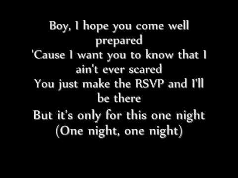 Xxx Mp4 Lil Jon One Night Stand Lyrics 3gp Sex