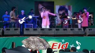 Arfin Rumi live concert, Sadhinata, EID concert at Foy'sLake, Concord