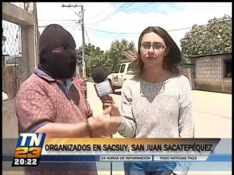Xxx Mp4 Vecinos De San Juan Sacatepéquez Se Organizan Contra La Delincuencia 3gp Sex
