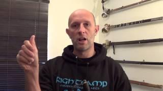 Pistol & orthopaedic type grips on real swords - sabre, kris, katar, pata