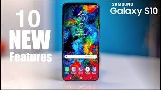 OFFICIAL Galaxy S10 / S10+ Ten Best NEW Features!