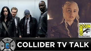 The Defenders Premiere Episode, Game of Thrones Discussion, Comic-Con Recap - Collider TV Talk