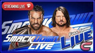 WWE SmackDown Live Full Show November 7th 2017 Live Reactions
