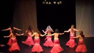 Coreografia: Pequena Sereia - Studio Aluaha