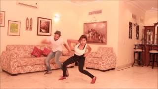 Tera Nasha - The bliz & Kashif  | Urban Dance Center India | VOM May 2015 | Sahaj / Shreoshi