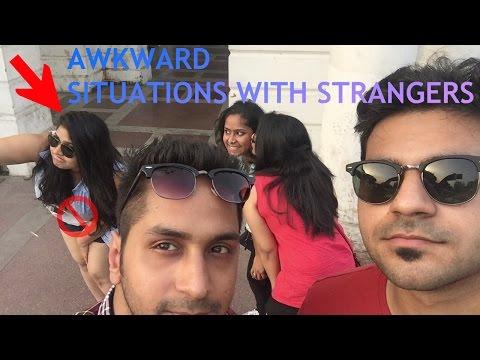 Annoying Delhi Stranger Girls Funny Prank - PRANK GONE WRONG