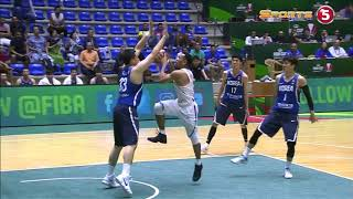 Philippines vs  South Korea HIGHLIGHTS | FIBA Asia Cup 2017 | 8.16.17