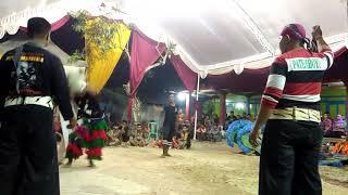 PUTRA MANGGALA Sesi 2 Atraksi Makan Ayam (karangsono, Kwadungan, Ngawi)