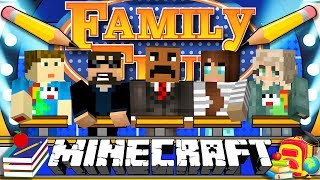 Minecraft: FAMILY FEUD #4 | BACK TO SCHOOL EDITION