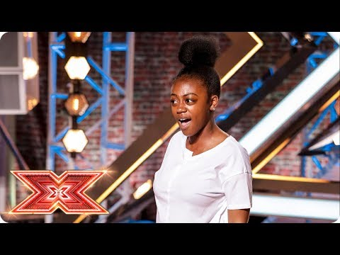 Rai-Elle Williams is sailing through to Boot Camp | Auditions Week 4 | The X Factor 2017