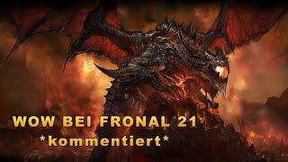 World of Warcraft bei ZDF Frontal 21 * kommentiert *