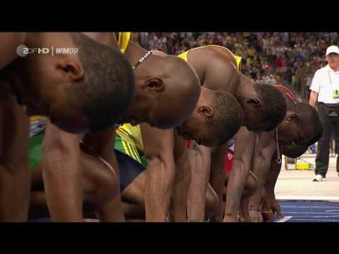 Xxx Mp4 100m Sprint Men Finals Usain Bolt Berlin 2009 HD 3gp Sex