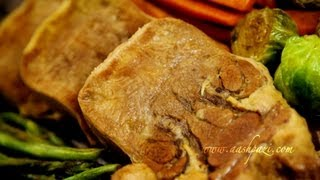 Beef Tongue (Zaban Khorak e Zaban) recipe