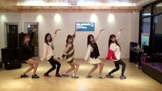 Crayon Pop - 두둠칫 (Doo Doom Chit) Dance Practice (Mirrored)