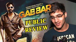 Gabbar Is Back Public Review | Akshay Kumar, Shruti Hasan, Kareena Kapoor
