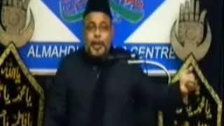 Ham zinda javed ka maatam nahi kartay - Maulana Sadiq Hasan