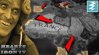 HOW TO MAKE SUPER SPAIN - CHEAT/EXPLOIT - Hearts of Iron IV