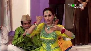 Deedar, Naseem Vicky and Sardar Kamal New Pakistani Stage Drama Full Comedy Clip