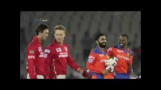 IPL 9 GL vs KXIP  Gujarat beat Punjab