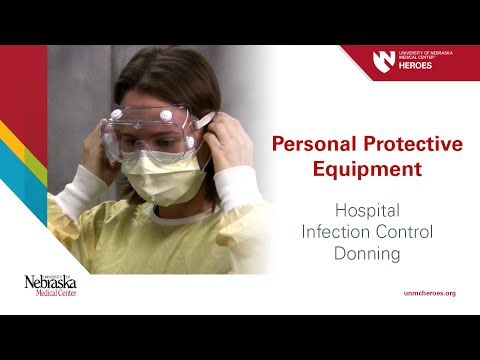 Xxx Mp4 Hospital PPE Infection Control Donning 3gp Sex
