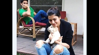 Naga Chaitanya and Samantha Lovely Beautiful Video - Awesome !!