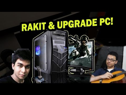how to build a pc how to basic