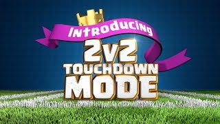 Clash Royale: Touchdown is Here! (New Game Mode!)