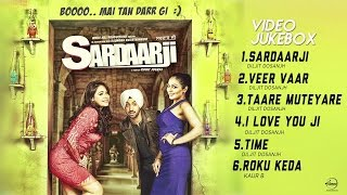 Sardaarji | Video Jukebox | Diljit Dosanjh | Neeru Bajwa | Speed Records