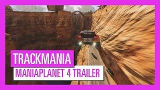 Trackmania - Maniaplanet 4 Trailer | Ubisoft [DE]