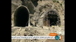 Iran Tehran to the North freeway under construction, phase two فاز دوم آزادراه تهران شمال دردست ساخت