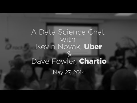 A Data Science Chat with Kevin Novak from Uber