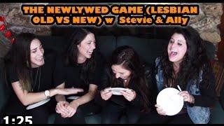 Juego de las Recién casadas Parte 1 Ally & Stevie, Bria & Chrissy (subtitulado)