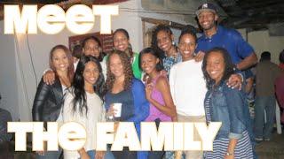 JAMAICA VLOG #65 MEET THE FAMILY