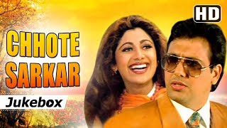 Chhote Sarkar Songs 1996 (HD) | Govinda, Shilpa Shetty | Chartbuster 90's Hits