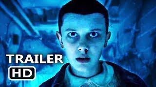 STRANGER THINGS Season 2 Final Trailer (Fantasy, Netflix - 2017)