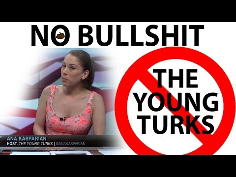 The Young Turks & Robin Wright's Equal Pay are Bullshit