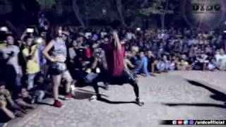 Dance Battle in UIDC - United Indian Dance Camp ( India's biggest dance camp )