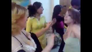 رقص دختران ممه گنده - iranian big boobs dancer