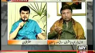 Kharra Sach (26th December 2013) REPEAT Gen R Pervaiz Musharaf Ka Khara Sach