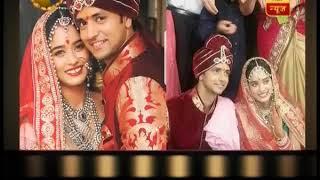 Saas Bahu Aur Saazish: Take a look at Shakti Arora and Neha Saxena's wedding pictures